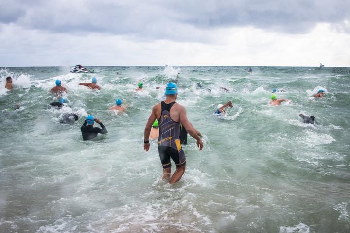 Aarhus Bay Crossing Swim 1.0